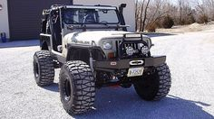 1992 Jeep Wrangler Sahara presented as lot F78 at Kansas City, MO 2015 - image1
