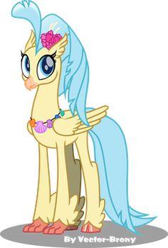 Princess Skystar by Vector-Brony