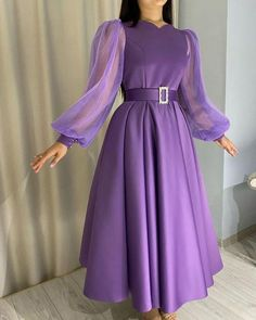 Stylish Dresses, Simple Dresses, Elegant Dresses, Casual Dresses, Hijab Evening Dress, Evening Dresses, Velvet Dress Designs, Mode Abaya, Latest African Fashion Dresses