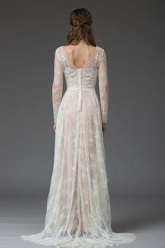 Verspielte Brautkleider