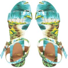summer on your feet