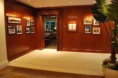 Polo Lounge The Beverly Hills Hotel