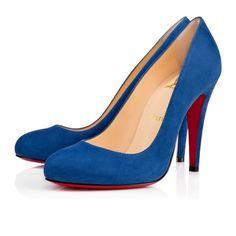 Women Shoes - Ron Ron Suede - Christian Louboutin