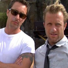 Steve & Danny | Hawaii Five-0