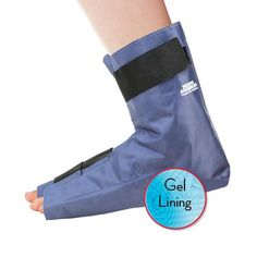 HOT COLD GEL FULL COVERAGE FOOT ANKLE WRAP | Better Senior Living