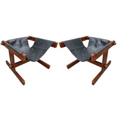 Pair of Percival Lafer Lounge Chairs | From a unique collection of antique and modern lounge chairs at http://www.1stdibs.com/furniture/seating/lounge-chairs/