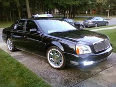 Cadillac DTS - View all Cadillac DTS at CarDomain |2002 Cadillac Dts Custom