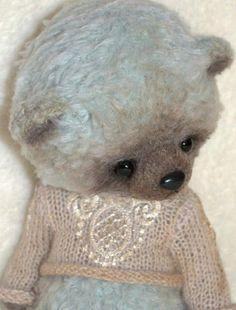 Bandy by Olga Schlegel - my newest bear!