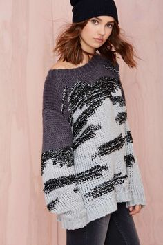 Retrograde Sweater - Pullover      Newly Added   Sweaters