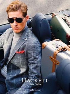 hackett london | Hackett London Fall 2010 campaign Jimmy Young-Whitforde by Garda ...