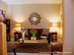 Budget Living Room - eclectic - living room - atlanta