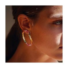 TAKING SHAPE: Inspired by her background in sculpture #AnaKhouri creates fine jewelry that aligns with the body. Fans include Hollywood stars Alicia Vikander Emma Watson and Ruth Negga. Search @anakhouri to shop new pieces now at #NETAPORTER. #SeeItBuyItLoveIt  via NET-A-PORTER MAGAZINE OFFICIAL INSTAGRAM - Celebrity  Fashion  Haute Couture  Advertising  Culture  Beauty  Editorial Photography  Magazine Covers  Supermodels  Runway Models