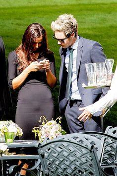 Niall and Sophia