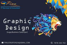 👉 Tell everything about your Business. Spread your business from home with Social Media Poster and Images. Stop thinking about it and get customers to your doorstep with Social Media Marketing.  We at Pinu Creation are with you in this Critical Period. We offer Services for Graphic Design like ☑️Graphic Design  ✅ Creative Banner Design ✅ Festival Greetings ✅ Social Media Poster ✅ Brochure Design ✅ Catalog Design ✅ Logo Design ✅ Info-graphic Design ✅Video banner Design ✅ Flyer Design. 💁♂️ Digital Marketing Business, Online Marketing, Social Media Marketing, Brochure Design, Flyer Design, Logo Design, Graphic Design, Critical Period, Social Media Poster