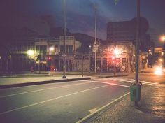 Nighttime in Rio