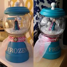 One of many Frozen designs