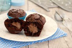 muffin cioccolato e nutella