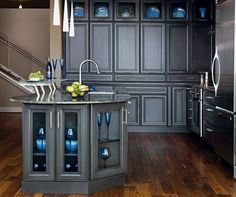 Stylish Cabinetry Products from #Decora. #Cabinet #RingsEnd