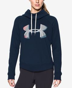 Under Armour Favorite Exploded-Logo Hoodie xl
