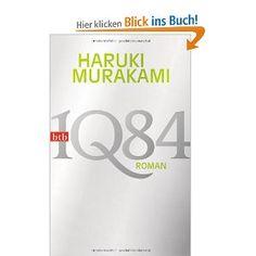 1Q84 (Buch 1, 2) Haruki Murakami Wunderbar. Ich liebe die Stimmung bei Murakami.