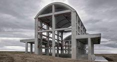 Estructura hormigón - Rehabilitación Fábrica - Diaz y Diaz Arquitectos
