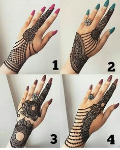 Comment with your favorite henna design. Arabic Bridal Mehndi Designs, Mehndi Designs 2018, Modern Mehndi Designs, Mehndi Design Pictures, Mehndi Designs For Girls, Mehndi Designs For Fingers, Beautiful Henna Designs, Henna Tattoo Designs, Henna Tattoos