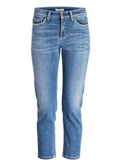 7/8-Jeans LILI mit Patches | Jeans and Cambio jeans
