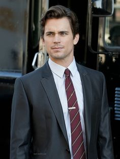 Neal Caffrey White Collar criminal
