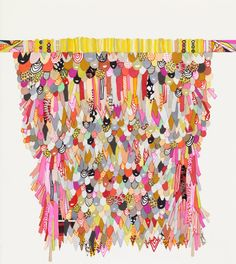 Incredibly Colourful Mixed Media by Amy Boone-McCreesh