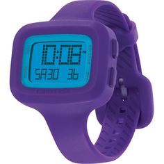 Converse Understatement digital watch - Purple & Blue
