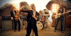 Dianna Agron protagoniza nuevo video de The Killers