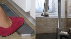 Change how you turn water ON & OFF at your kitchen and bathroom sink with one simple step.
