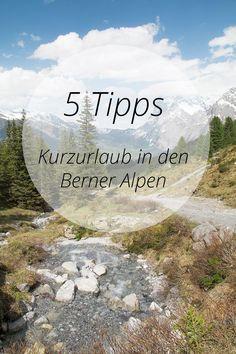 Kurzurlaub am Thunersee in den Berner Alpen Outdoor Reisen, Reisen In Europa, Green Mountain, Switzerland, Blog, Road Trip, Challenges, Europe, Diy