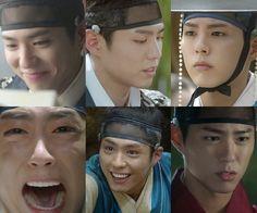 160823 박보검, '착함' 벗고 '잔망' 입었다