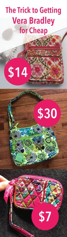 Shop Pre-Owned Vera Bradley at Poshmark! Find deals up to 70% off all from your phone! Install the free app now! Shipping is also fast and easy.