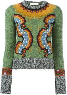 'Star Stripes' Knitted Jumper