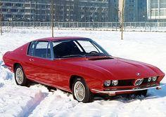 BMW 2000 ti Coupe (Frua)