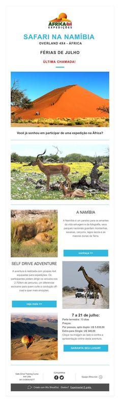 SAFARI NA NAMÍBIA  OVERLAND 4X4 - ÁFRICA    FÉRIAS DE JULHO    ÚLTIMA CHAMADA! 4x4, Safari, Africa, Vacation, Mountains, Nature, Travel, Event Planning, Adventure