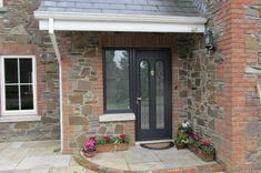 The Palladio Composite Door is the best door on the market today. The strength, durability and beauty of the door are unmatched. Visit Costello Windows to see more. Beautiful Front Doors, Doors Online, Composite Door, Sash Windows, Townhouse, Composition, Outdoor Decor, Strength, Home Decor