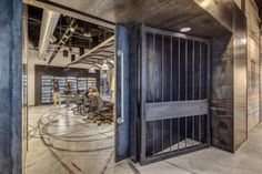 Drink Vault at Monster Energy Headquarters | Commercial Interior Design by H.Hendy Associates