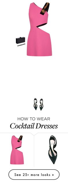 """""""Untitled #2099"""" by evaayuas on Polyvore featuring FAUSTO PUGLISI, Olgana and Edie Parker"""