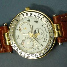 michelle herbelin watches | ... RESTAURACIÓN CAJA Y BISEL DE RELOJ MICHEL HERBELIN Y CHAPADO EN ORO Watches, Breitling, Jewlery, Accessories, Sheet Metal, Steel, Bezel Ring, Clock, Jewels