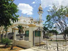 Paseo de Montejo, Mérida, Yucatán.