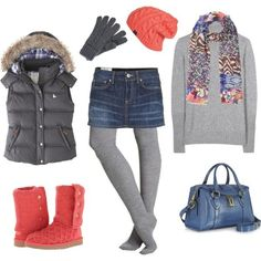 Super cute!!OMG!! Holy cow Some less than $95 I'm gonna love this site! #winter #fashion