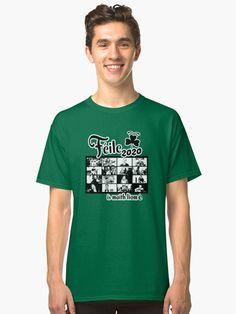 'Féile T-Shirt by Irish-Nostalgia Irish Rock, Irish Art, Tshirt Colors, Dublin, Chiffon Tops, Ireland, Nostalgia, Shirt Designs, Classic T Shirts