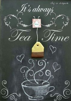 Always tea time