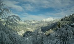 Snow and magic in Carnia (Italy)