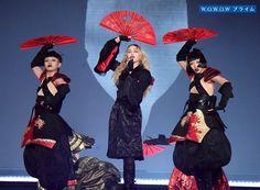 マドンナ レベル・ハート・ツアーが2/4に日本放送されることに