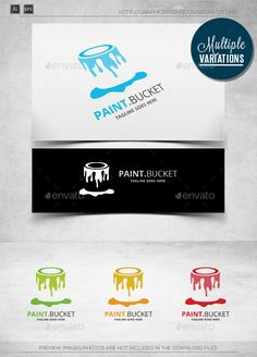 House painter logo google search marketing ideas for Painting and decorating advertising ideas