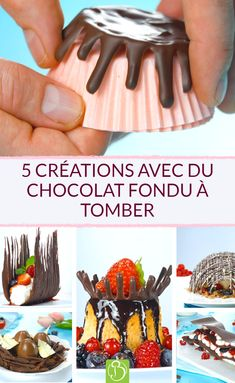 Chocolate Work, Chocolate Crafts, Chocolate Bowls, Chocolate Decorations, Chocolate Desserts, Chocolate Blanco, Cake Decorating Frosting, Creative Cake Decorating, Cake Decorating Techniques